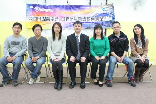 2011-12-4 舉辦口腔衛生常識系列講座 4