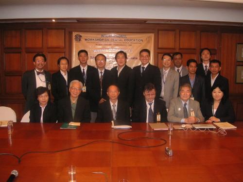 2006-11-26 出席印度ICCDE延續教育課程