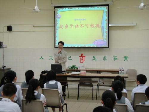 2011-12-17 探訪聖若瑟學校