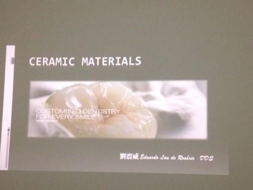 2015-4-30 讀書會 2 [Ceramic Materials]