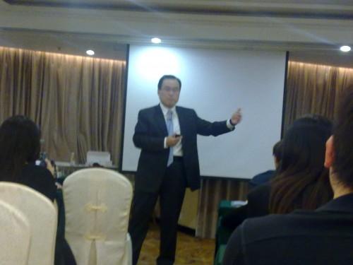 2010-9-10 舉辦口腔專科專題學術活動 3