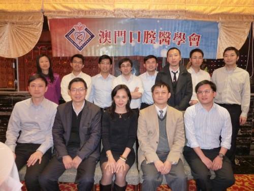 2013-1-18 會員大會暨新閣就職禮